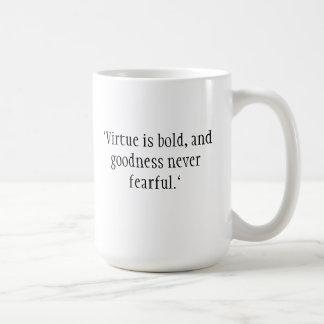 Shakespeare Quote Mug