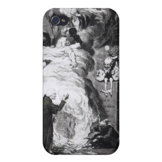 Shakespeare Sacrificed, or The Offering to iPhone 4 Cases