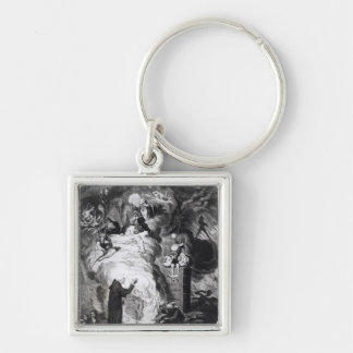 Shakespeare Sacrificed, or The Offering to Keychain