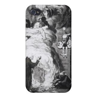 Shakespeare sacrificó, o el ofrecimiento a iPhone 4/4S carcasas