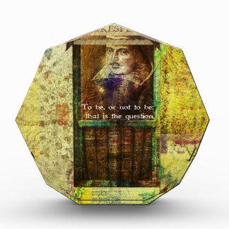 Shakespeare - ser, o no ser