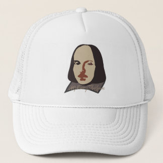 Shakespeare Signature Image Trucker Hat