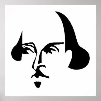 Shakespeare simple impresiones