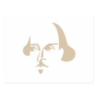 Shakespeare simple postal