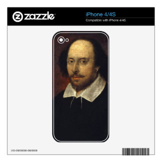 Shakespeare Skin For The iPhone 4