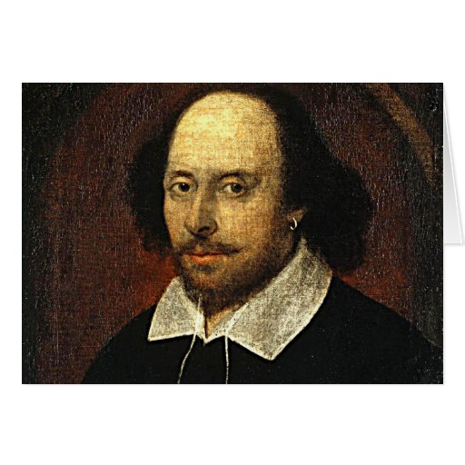 Shakespeare Sonnet # 18 Greeting Cards