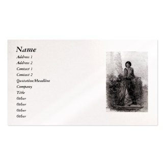 Shakespeare Sonnet # 18 Double-Sided Standard Business Cards (Pack Of 100)