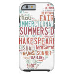 Shakespeare Sonnet 18 iPhone 6 Case