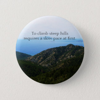 Shakespeare Success Quotations Pinback Button