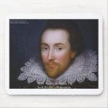 """Shakespeare """"tales seamos"""" regalos y camisetas de  tapetes de ratón"""