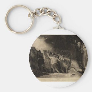 Shakespeare The Tempest Keychain
