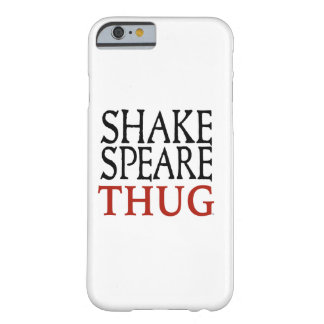 Shakespeare Thug iPhone 6/6s case