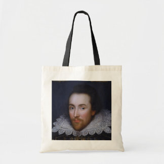 Shakespeare Tote Cobbe Portrait Budget Tote Bag