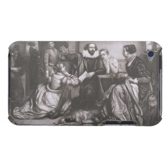 Shakespeare with his Family, at Stratford, Recitin iPod Touch Cover
