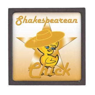 Shakespearean Chick #10 Gift Box