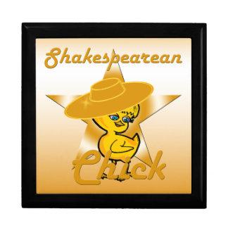 Shakespearean Chick #10 Jewelry Box