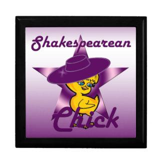 Shakespearean Chick #9 Jewelry Box
