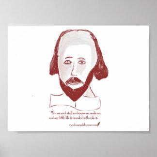 Shakespearean Dream Poster