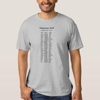 Shakespearean Insults T-shirt