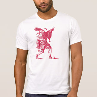 Shakespearean Jester T-Shirt