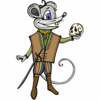 Shakespearean Mouse Photo Sculptures