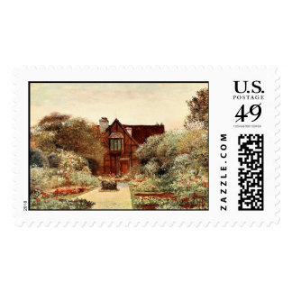 Shakespeare's Birthplace II, Stratford-upon-Avon Stamps