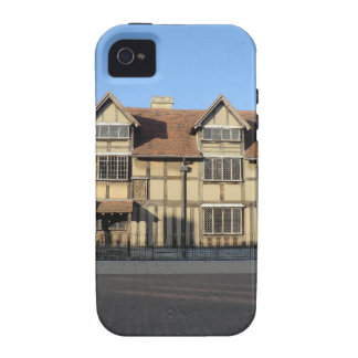 Shakespeare's Birthplace in Stratford Upon Avon Vibe iPhone 4 Cover