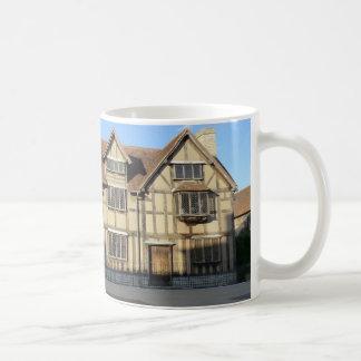 Shakespeare's Birthplace in Stratford Upon Avon Coffee Mug