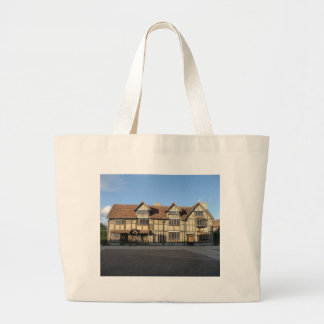 Shakespeare's Birthplace in Stratford Upon Avon Jumbo Tote Bag