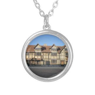 Shakespeare's Birthplace in Stratford Upon Avon Custom Jewelry