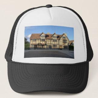 Shakespeare's Birthplace in Stratford Upon Avon Trucker Hat