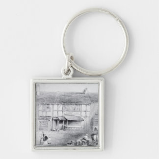 Shakespeare's Birthplace Keychain