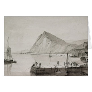 Shakespeare's Cliff, Dover Greeting Card