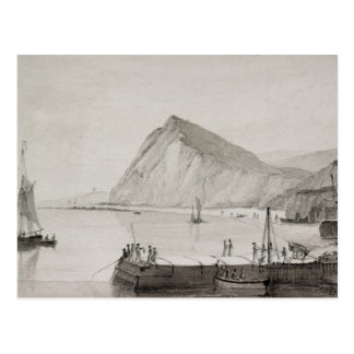 Shakespeare's Cliff, Dover Postcard