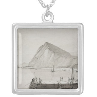 Shakespeare's Cliff, Dover Silver Plated Necklace