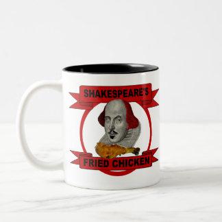Shakespeare's Fried Chicken Mug