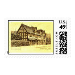 Shakespeare's House Stratford on Avon Postage Stamps