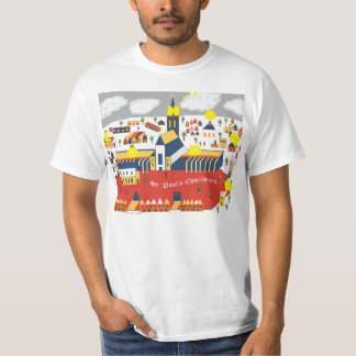 Shakespeare's London: St. Paul's Cathedral T-Shirt
