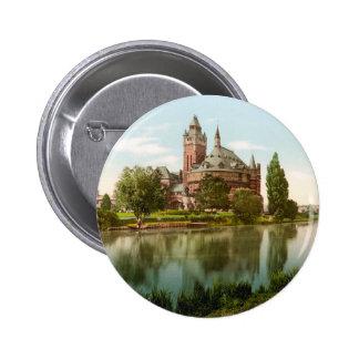 Shakespeare's Memorial Theatre Button