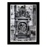 Shakespeare's Monument, Stratford-on-Avon Church V Postcards