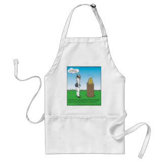 Shakespeare's The BeeKeeper Funny Gifts & Tees Apron