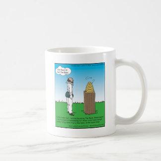 Shakespeare's The BeeKeeper Funny Gifts & Tees Coffee Mug