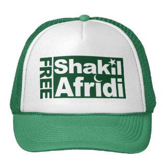 Shakil LIBRE Afridi Gorra