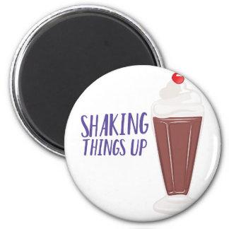 Shaking Up Magnet