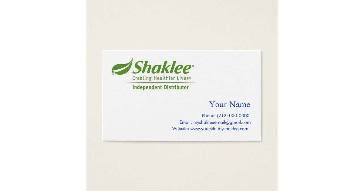 Distribution Business Cards & Templates | Zazzle