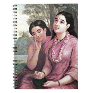 Shakuntala Notebook