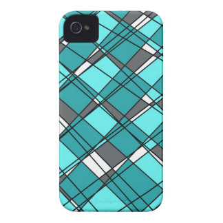 Shaky Lines iPhone 4 Case
