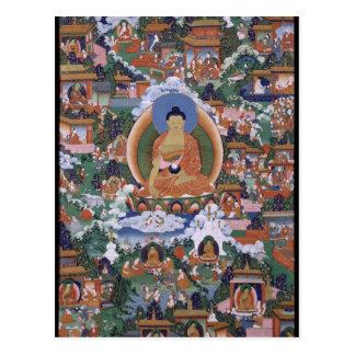 Shakyamuni Buda Tarjeta Postal