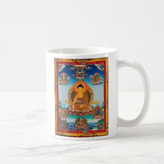 Shakyamuni Buddha, got enlightenment? Classic White Coffee Mug
