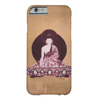 Shakyamuni Buddha Grunge Vintage Barely There iPhone 6 Case